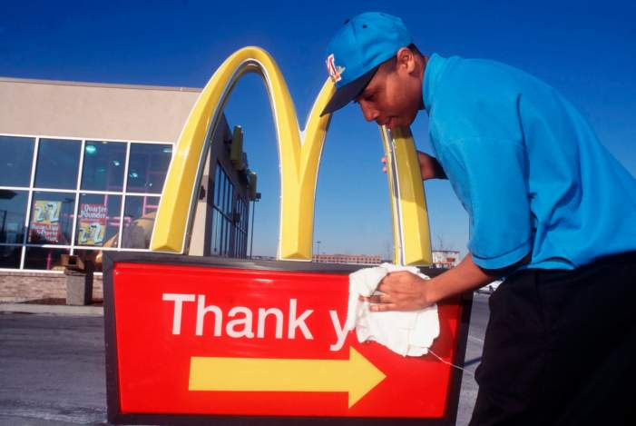 McDonald's taps new CMO, international market leaders in executive shuffle