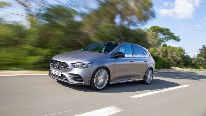 Mercedes-Benz: WLTP Verbrauchs- und Emissionswerte.