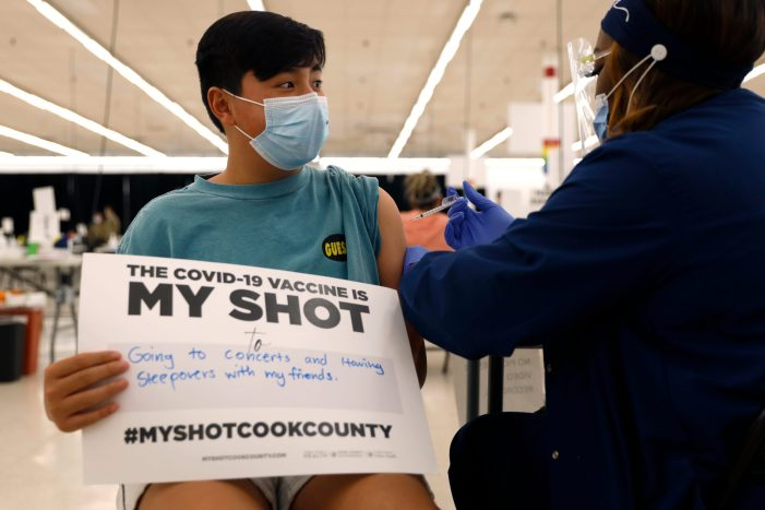Pediatricians say it's a 'no-no' to vaccinate children under 12 against COVID-19 – even though it'snow legal