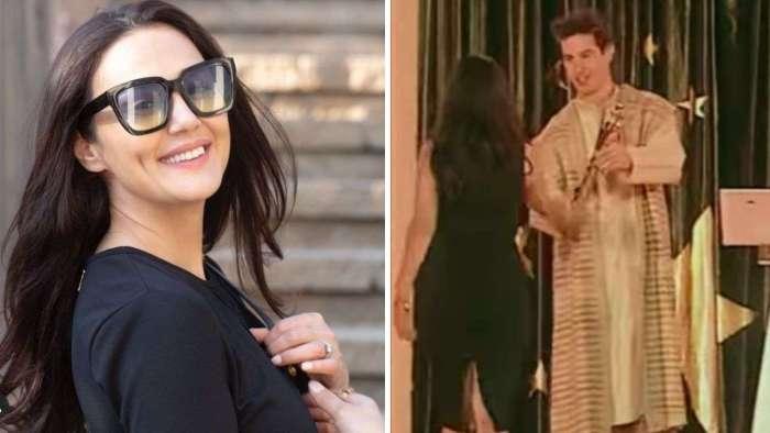 Preity Zinta clocks in 23 years in Bollywood, shares video of her receiving Best Female Debut award from Keanu Reeves