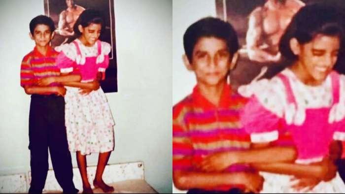 Sushant Singh Rajput's sister Shweta drops UNSEEN childhood photo, remembers brother on Raksha Bandhan
