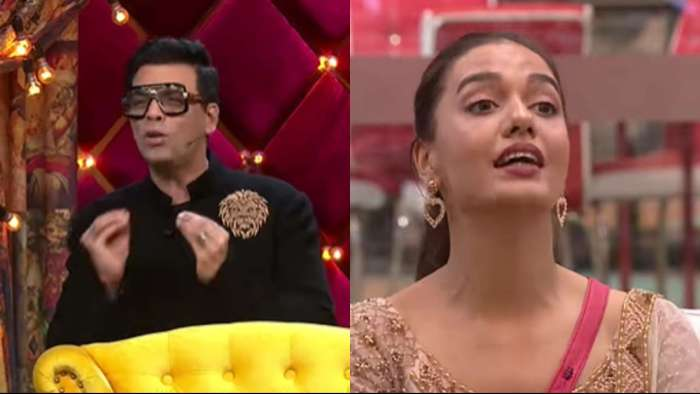Suyyash Rai calls Karan Johar 'loser', comes out in support of Divya Agarwal and Zeeshan Khan