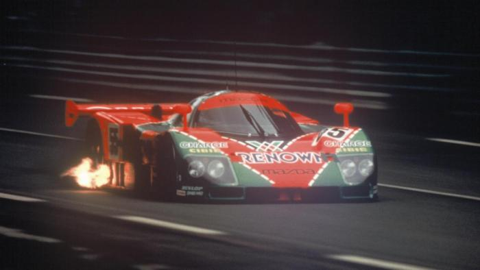 The incredible story of the 787B and Mazda's only Le Mans win