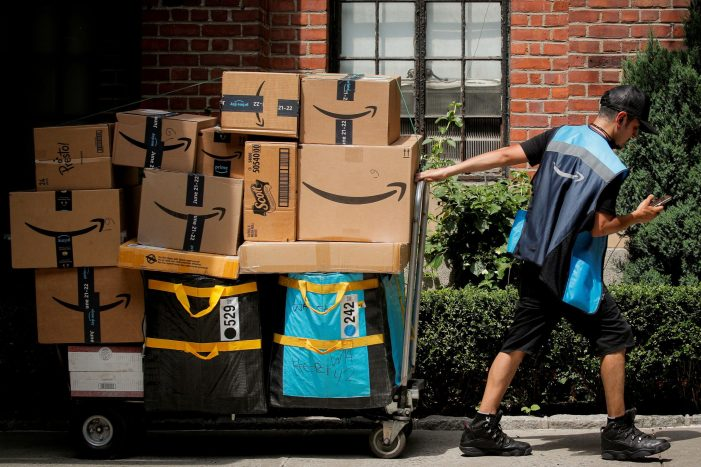 Evercore ISI hikes Amazon price target, says beefed up delivery network will boost stock