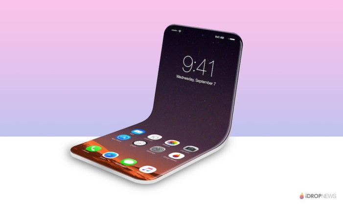 Foldable iPhone   New Patent Reveals Apple's Working on Flex Battery Tech