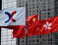 Hong Kong's Hang Seng jumps almost 2%, Evergrande shares surge