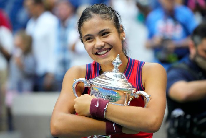 Opinion: Emma Raducanu hoisted the singles trophy, but tennis was the big winner at this US Open