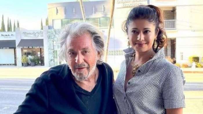 Pooja Batra's photos with Hollywood legend Al Pacino goes VIRAL