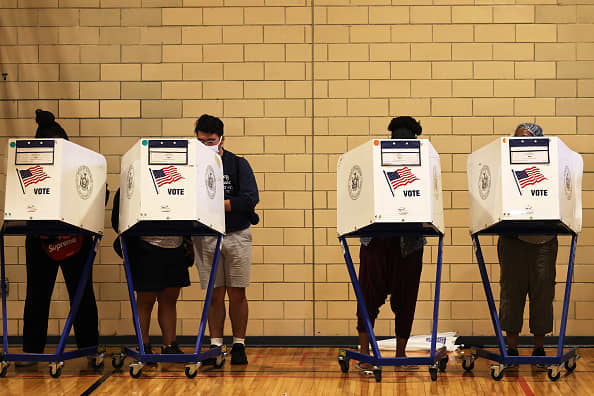 Senate Democrats near agreement on new voting rights legislation