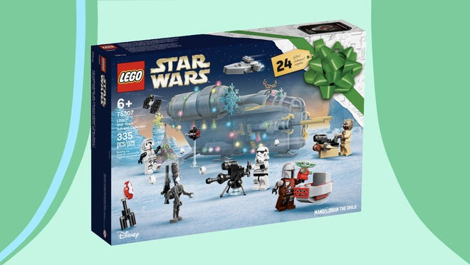The Lego Star Wars Advent Calendar is one of the hottest toys of the season—here's how to get it