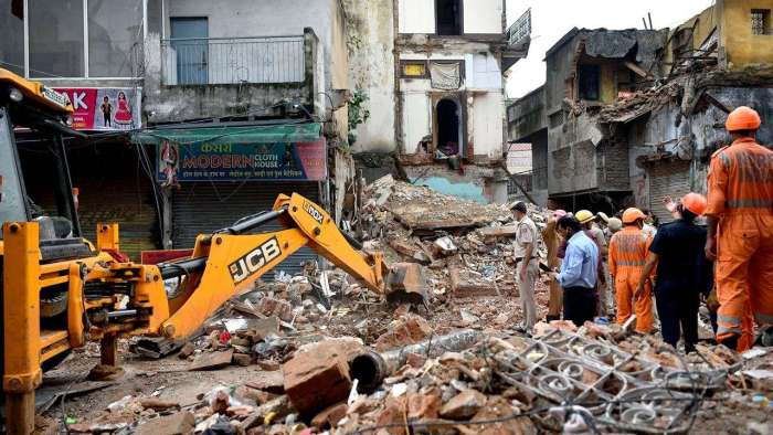 Two children dead, rescue operation on