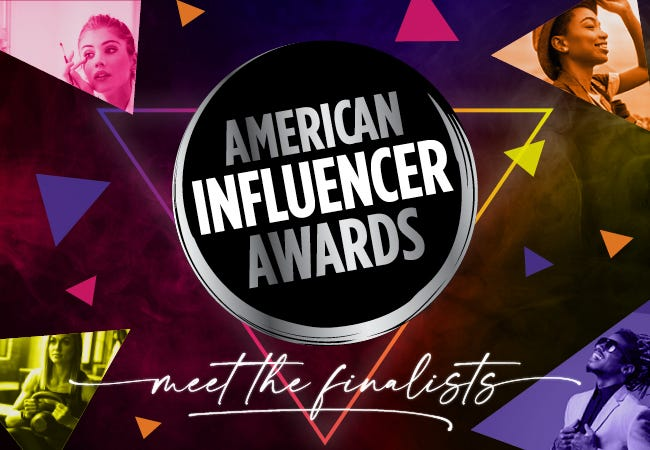 Who do you follow? Vote for your favorite social media influencers.