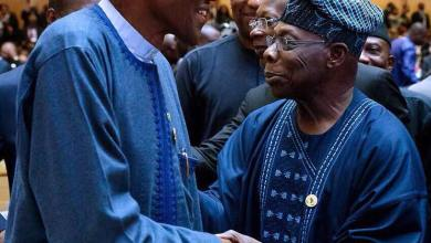 Photo of Obasanjo's coalition to unseat Buhari launched in Abuja