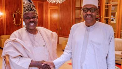 Photo of Exclusive: Amosun plans to fool Buhari with uncompleted projects