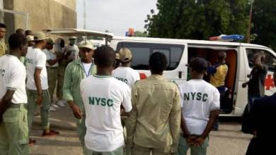 Photo of NYSC confirms abduction of corps member in Borno