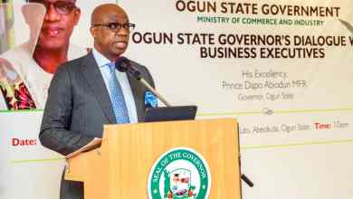 Photo of We will deliver on ease of doing business reforms, says Gov. Dapo Abiodun