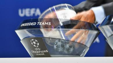 Photo of UEFA Champions League Round of 16 draw