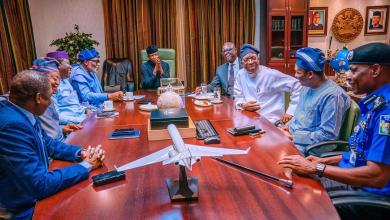 Photo of BREAKING: FG, Southwest Governors agree on Amotekun.