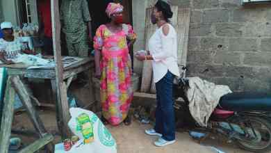 Photo of COVID-19 : OGUN SSA ON AGRIC DISTRIBUTES PALLIATIVES TO IJEBU-ODE RESIDENTS