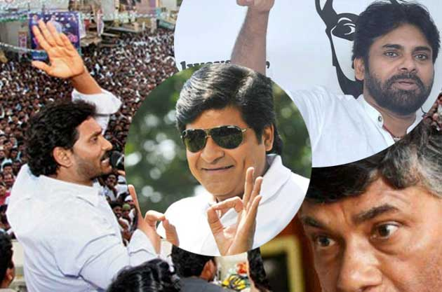 Comedian Ali faces heat from Pawan fans