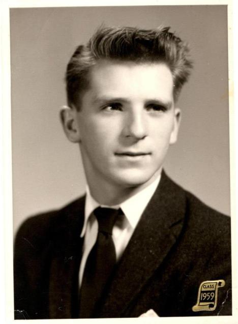 NewSalemAcademyStudentClass1959