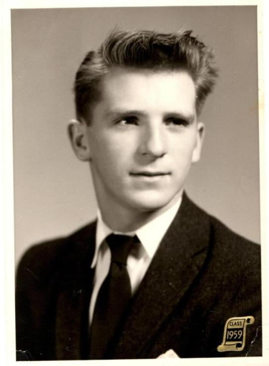 NewSalemAcademyStudentClass1959