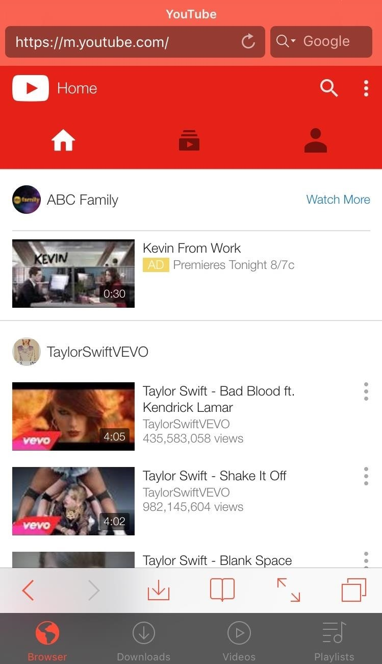 🏆 Youtube downloader app iphone | [YouTube to iPhone] How to