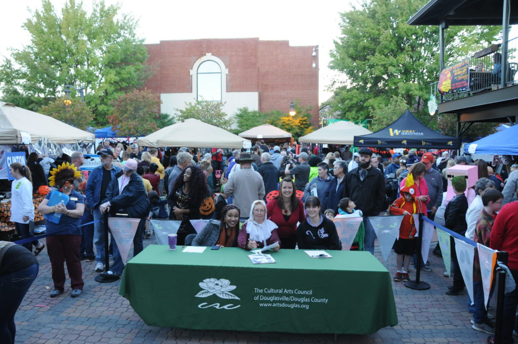 The Cultural Arts Council Douglasville/Douglas County announced the 21st  annual Chili Cook Off at the newly renovated O'Neal Plaza on ...