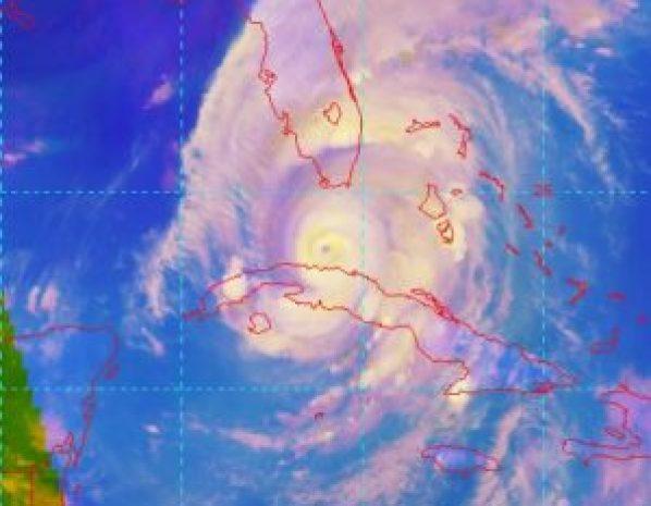 Irma 6AM Sunday