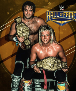 Rock-N-Roll Express Hall of Fame Poster