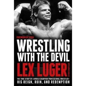 Wrestling with the Devil cover