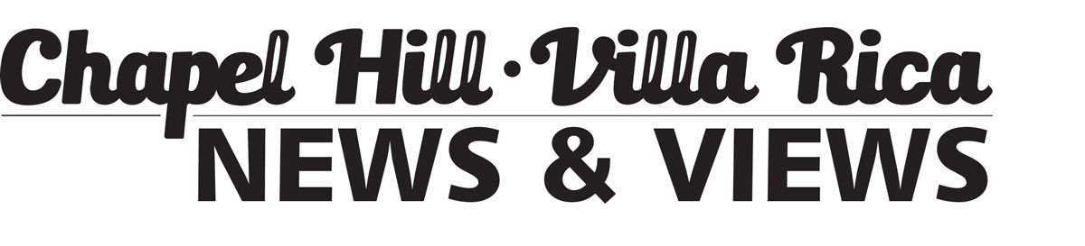 Chapel Hill News & Views and Villa Rica News & Views logo