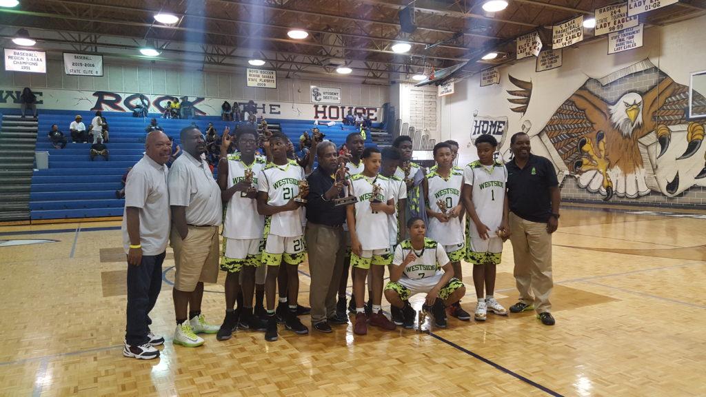 The Westside Phenomz Basketball Champions