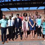 DC Chamber Selects 2017-2018 Youth Leadership Douglas Class