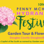 Celebrate the 10th Annual Penny McHenry Hydrangea Festival
