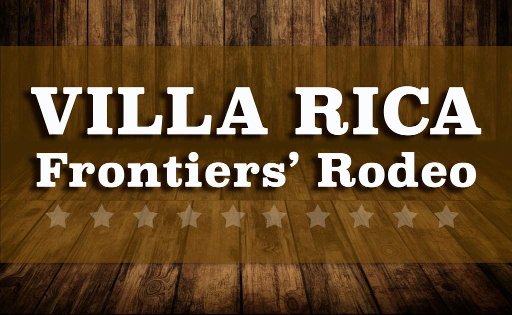 Villa Rica Frontiers' Rodeo