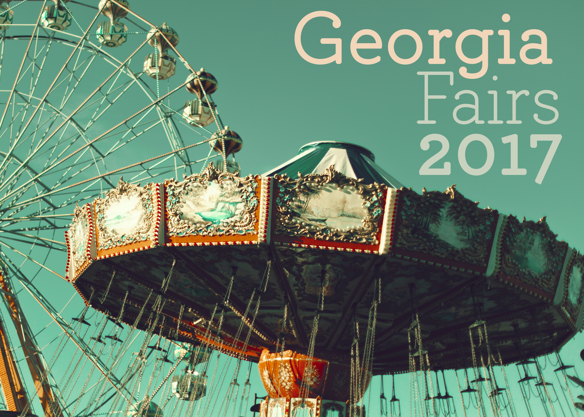 Enjoy a fair this Fall in Georgia 2017