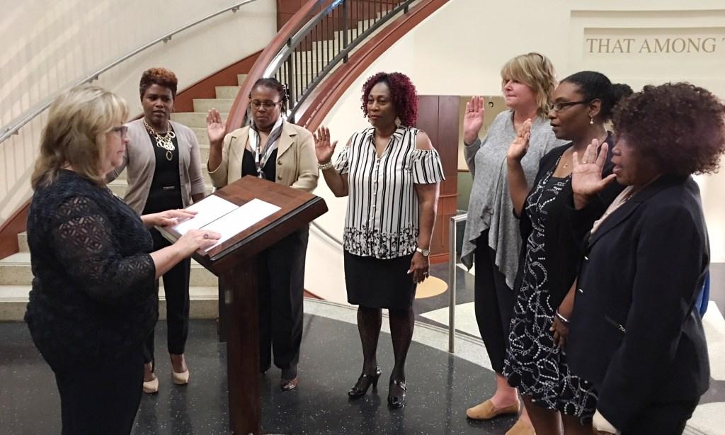 Six New Volunteers Join Children's Voice: CASA Inc.