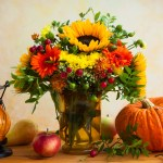 Women's Business Alliance Floral Arrangement Class