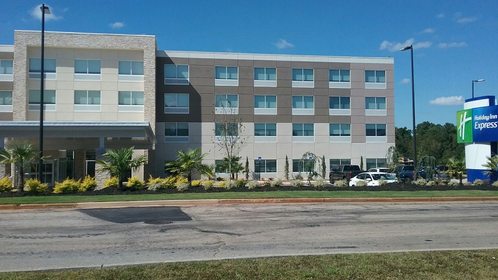 Holiday Inn Express Villa Rica opens