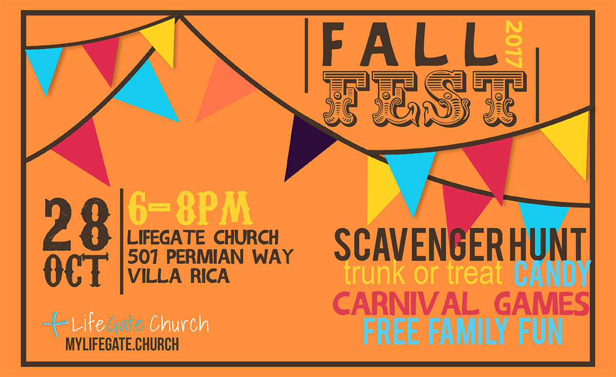 LifeGate Church Fall Fest