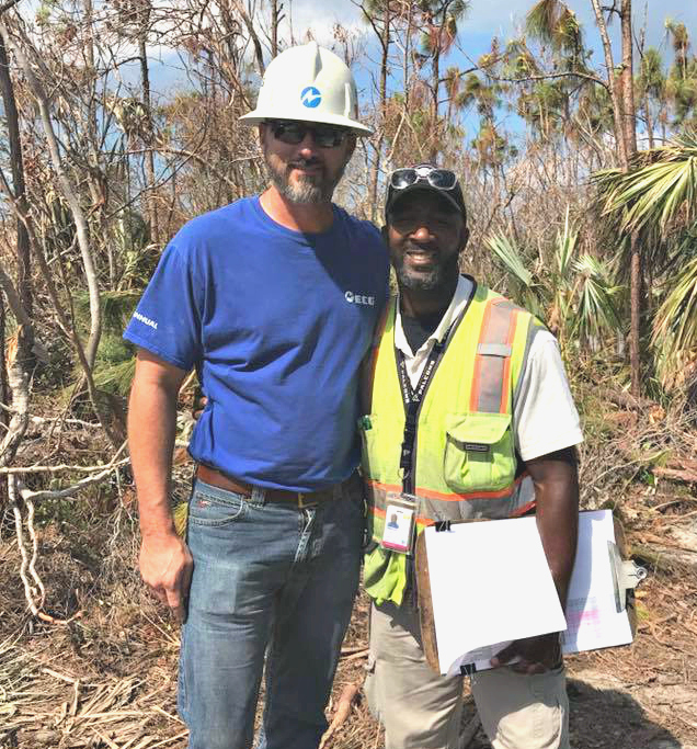 DC Native puts Life on Line for Florida