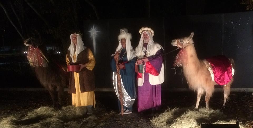 How Far to Bethlehem Live Nativity