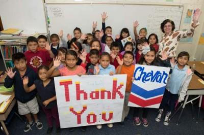 Thank you Chevron