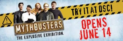 Mythbusters at DSC