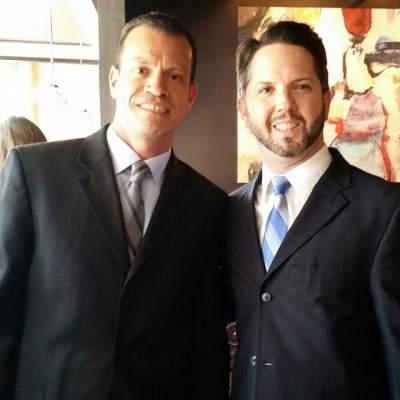David Benavides and Phil Bacerra