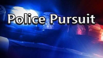 Santa Ana Police Pursuit
