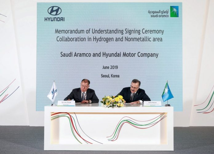 Hyundai-Aramco-join-hands