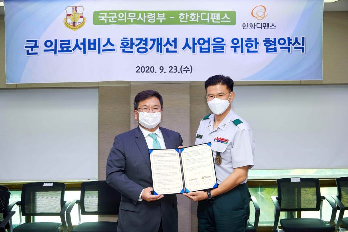 Hanwha-Defense-supports-hospitalized-soldiers