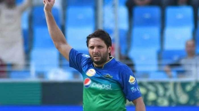 Shahid Afridi in good spirits, reveals brother
